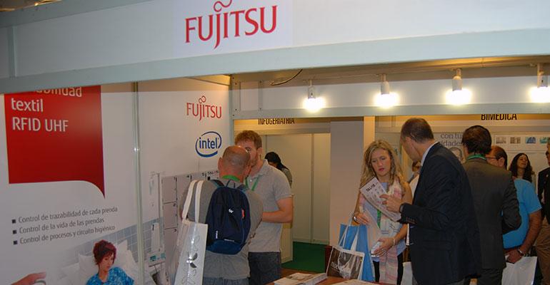 Stand de Fujitsu
