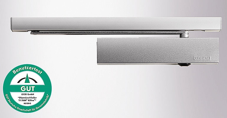 geze presenta un cierrapuertas ideal para espacios sin barreras arquitect nicas infogeriatr a. Black Bedroom Furniture Sets. Home Design Ideas