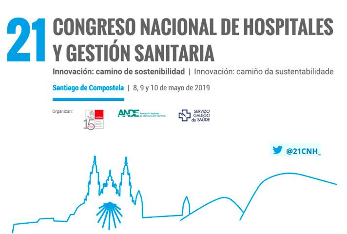 21 Congreso Nacional de Hospitales y Gestión Sanitaria