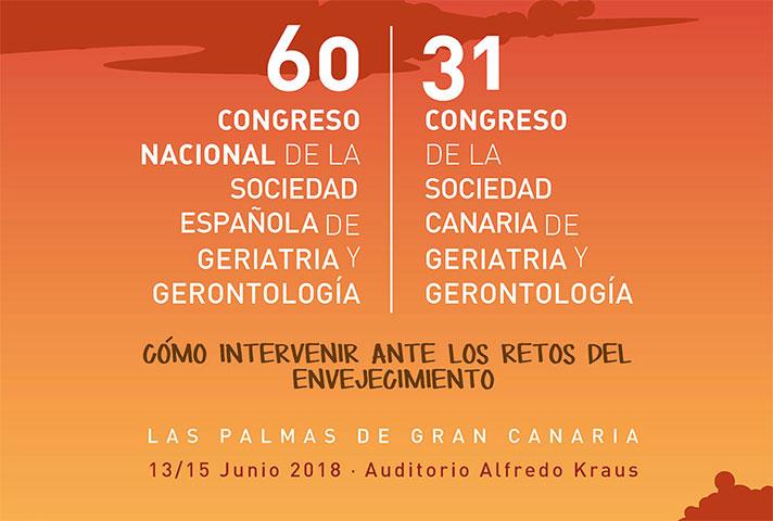 60 Congreso de la Sociedad Española de Geriatría y Gerontología
