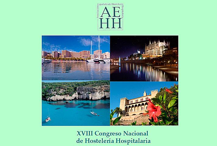 XVIII Congreso Nacional de Hostelería Hospitalaria
