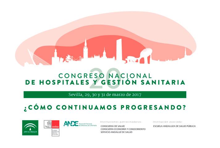 20 Congreso Nacional de Hospitales y Gestión Sanitaria