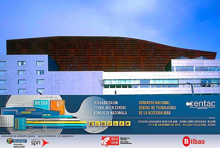 6º Congreso Nacional CENTAC de Tecnologías de la Accesibilidad