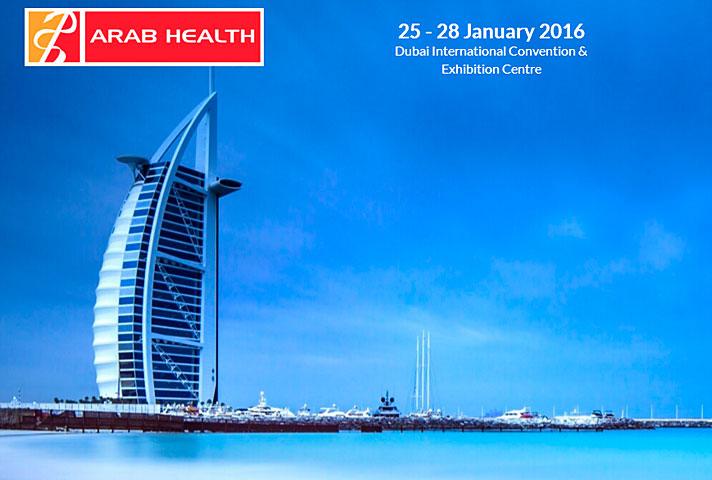 Feria Arab Health 2016