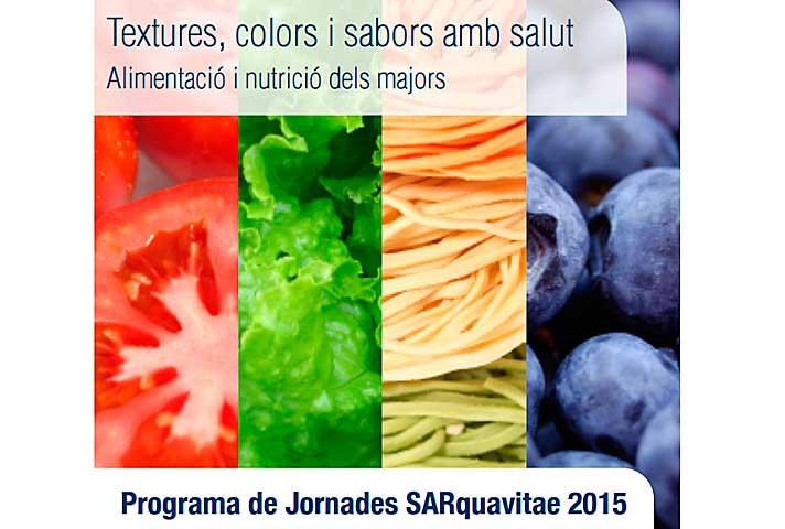 Texturas, colores y sabores con salud. Alimentación y nutrición de las personas mayores