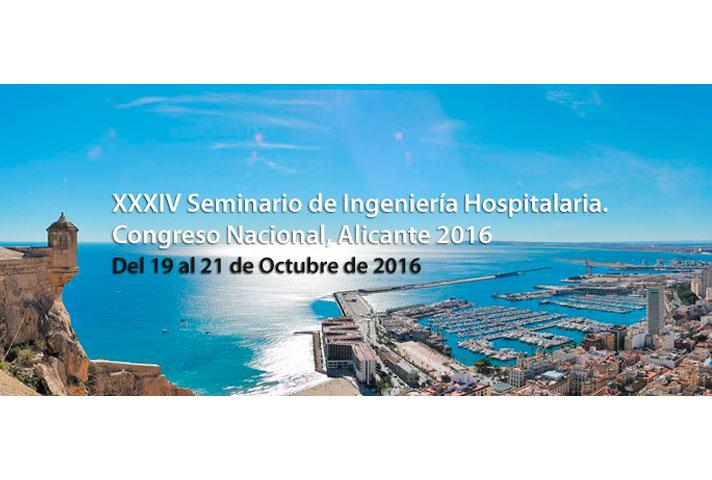 XXXIV Seminario de Ingeniería Hospitalaria