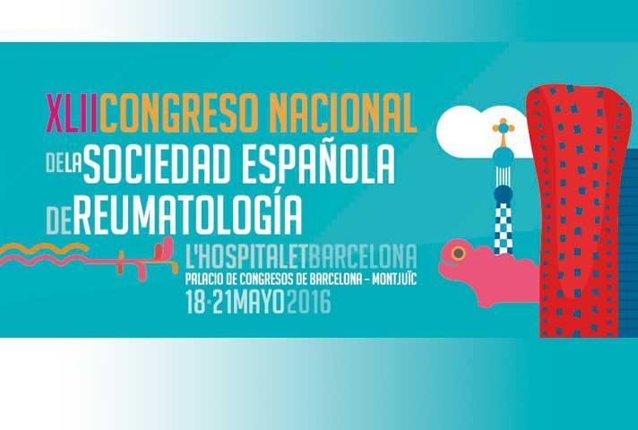 XLII Congreso de la Sociedad Española de Reumatología