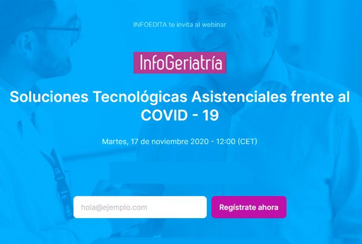 Soluciones Tecnológicas Asistenciales frente al COVID-19