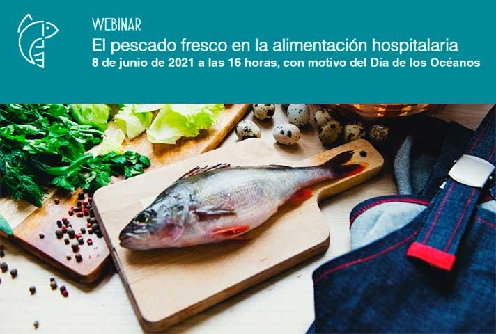 El pescado fresco en la alimentación hospitalaria
