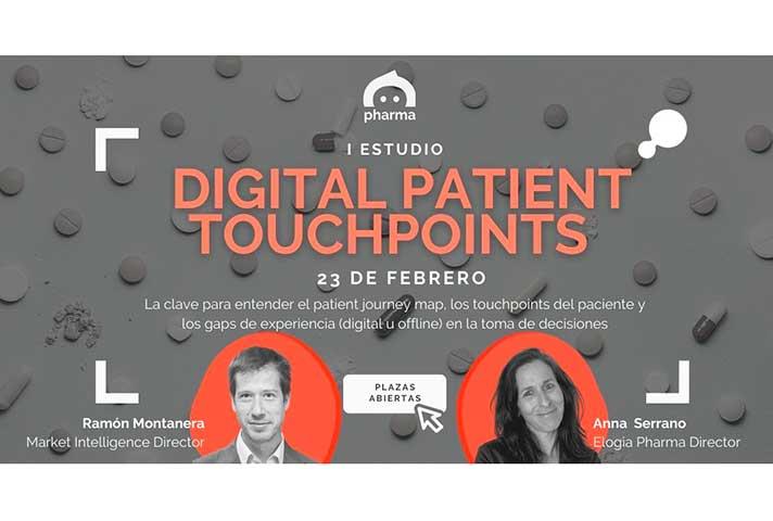 """Presentación del estudio """"Comportamiento del Paciente Digital 2021"""""""
