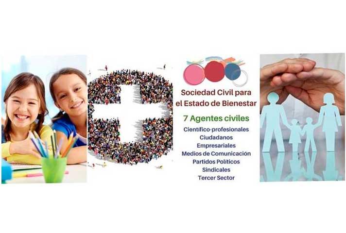 I Encuentro de la Sociedad civil para el Estado de Bienestar