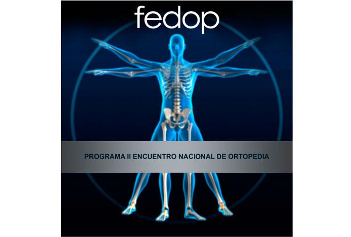 II Encuentro Nacional de Ortopedia