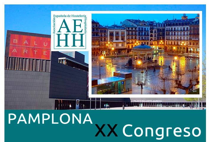 XX Congreso Nacional de Hostelería Hospitalaria