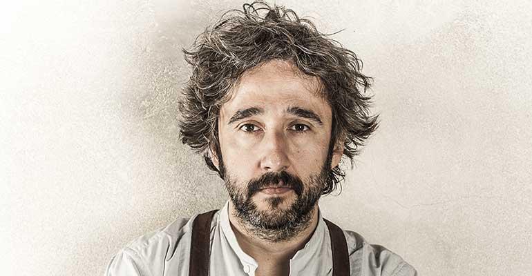 Diego Guerrero, chef del restaurante madrileño DSTAgE