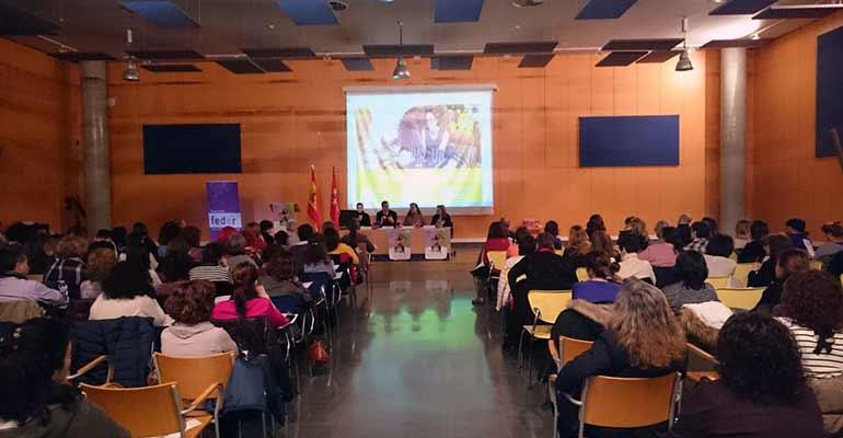 VI Jornadas de Sensibilización en ER en la Comunidad de Madrid