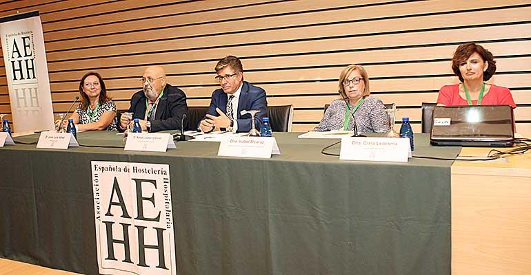 Inauguración Congreso AEHH