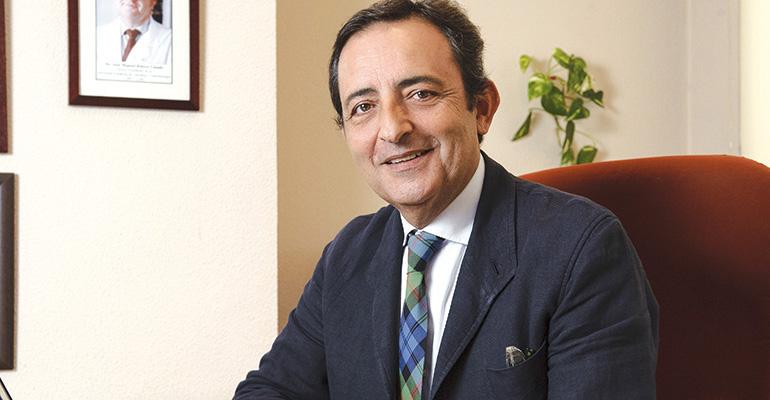José Antonio López Trigo, Presidente Sociedad Española de Geriatría y Gerontología