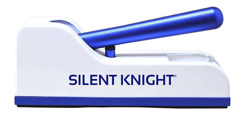Nuevo triturador de pastillas Silent Knight