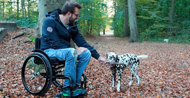 Icon, la silla de ruedas que se adapta al usuario