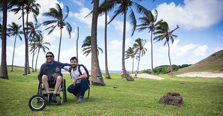 Wheel the World, la solución tecnológica para que las personas con discapacidad reserven viajes accesibles, gana el Premio a la Prevención y la Movilidad Segura y Sostenible
