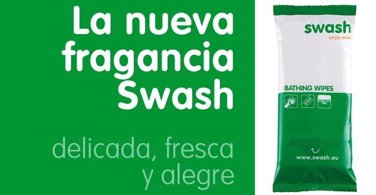 Arion presenta la fragancia hipoalergénica Swash