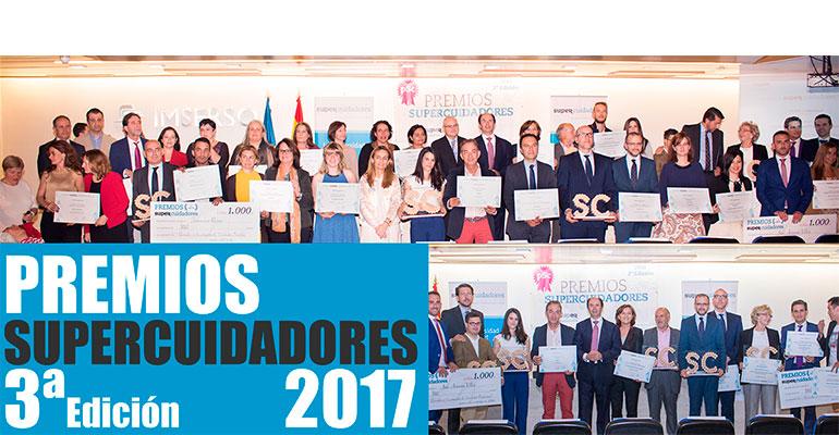 III Edición Premios Super Cuidadores
