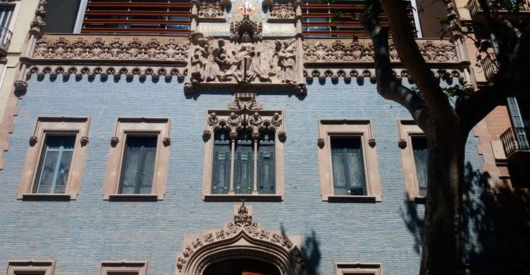 residencia Francesc Layret