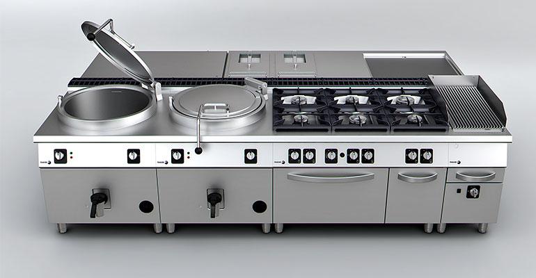 Fagor Industrial lanza su nueva generación de cocción Kore