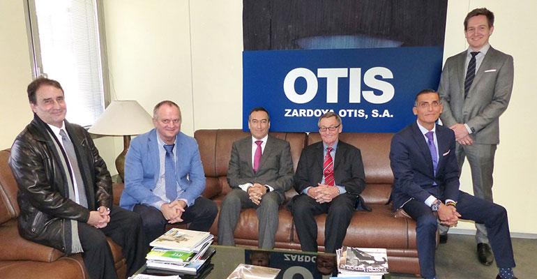 Zardoya Otis integra a la compañía LV3