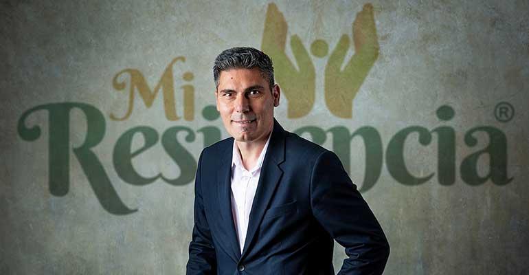 José Luis Herrera, director de Mi Residencia