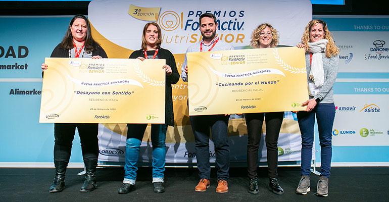 Premios Nutrisenior 2020