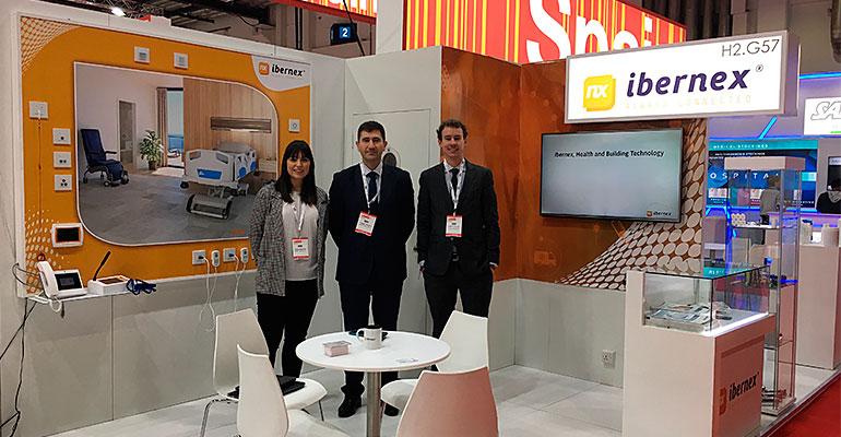 Ibernex en Arab Health 2018