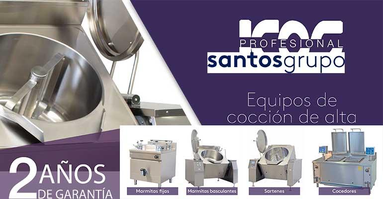 Santos Grupo presenta Icos Professional
