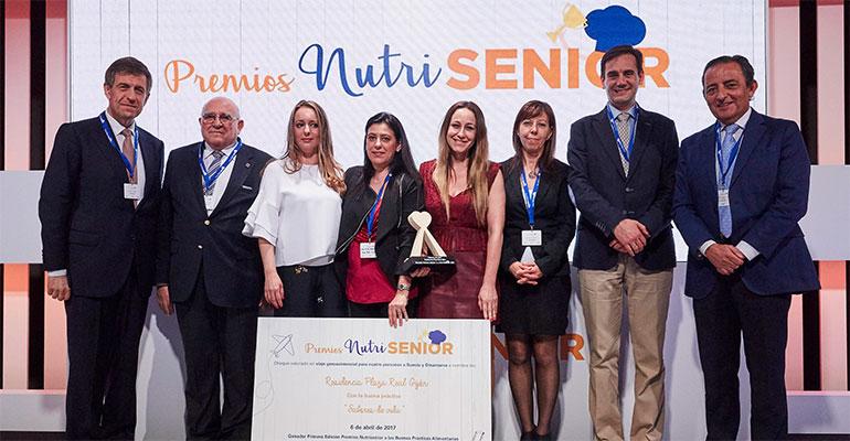 I Premios Nutrisenior