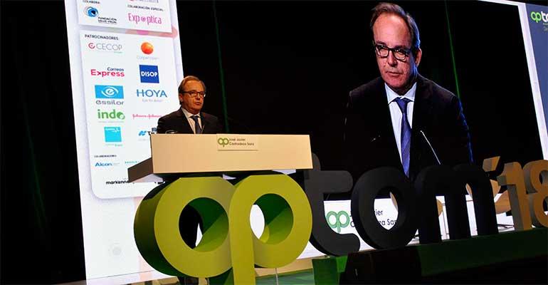 José Javier Castrodeza, secretario general de Sanidad y Consumo