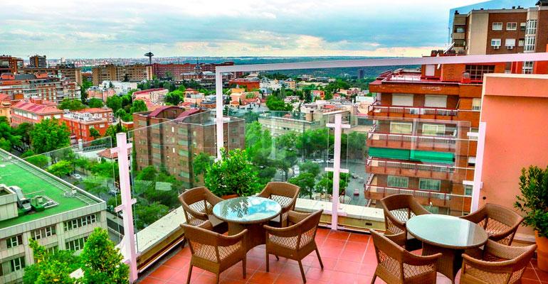 Residencia Madrid Loreto