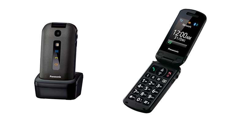 Un teléfono móvil ideal para personas mayores