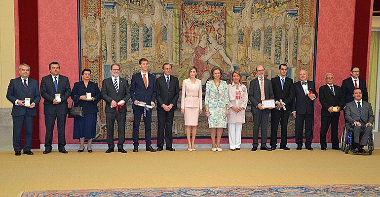 Premios Reina Sofía 2014 discapacidad