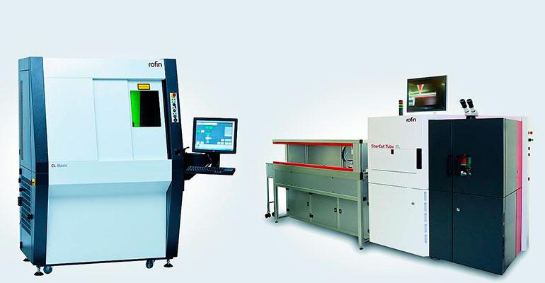 Rofin presenta soluciones láser innovadoras para la industria médica
