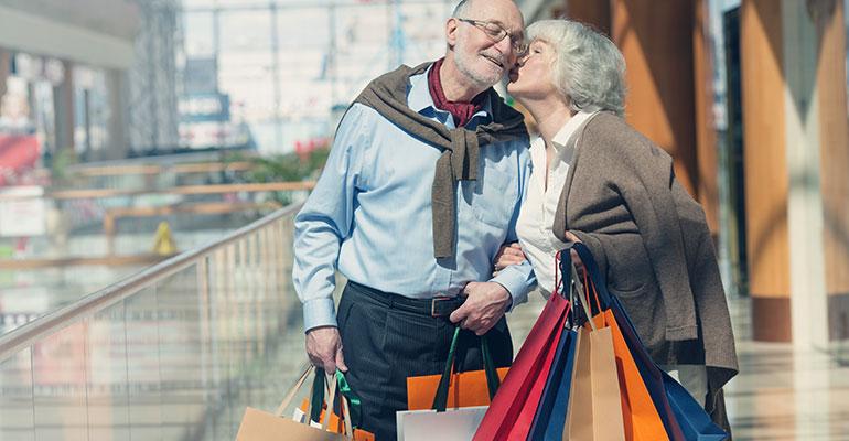 revolución consumista sénior