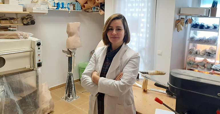 Alrededor del 33% de los técnicos de ortopedia son mujeres