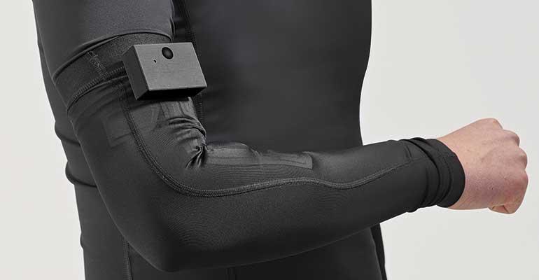 Textiles inteligentes que permiten monitorizar parámetros fisiológicos
