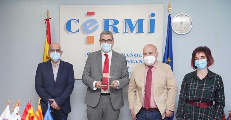 El CERMI premia al Ayuntamiento de Barcelona por su