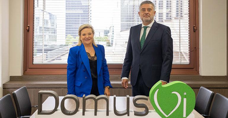 DomusVi nombra a José María Pena como nuevo consejero delegado y a Josefina Fernández como presidenta institucional
