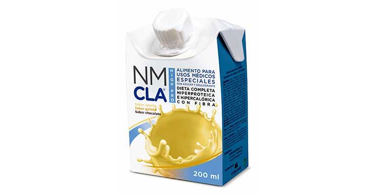 Capsa Food y Cantabria Labs Nutrición Médica lanzan NMCLA High Pro, una innovadora dieta hiperproteica-hipercalórica