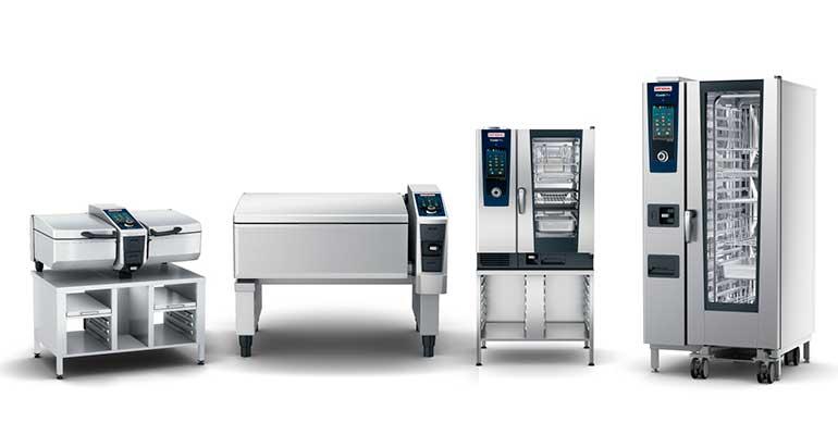 iKitchen de Rational, la solución más flexible e interconectada para las cocinas de colectividades