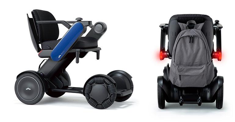 Model C2, el futuro de las sillas de ruedas eléctricas