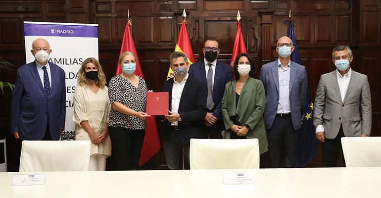 Tunstall Televida firma un convenio con el Ayuntamiento de Madrid para detectar la soledad no deseada