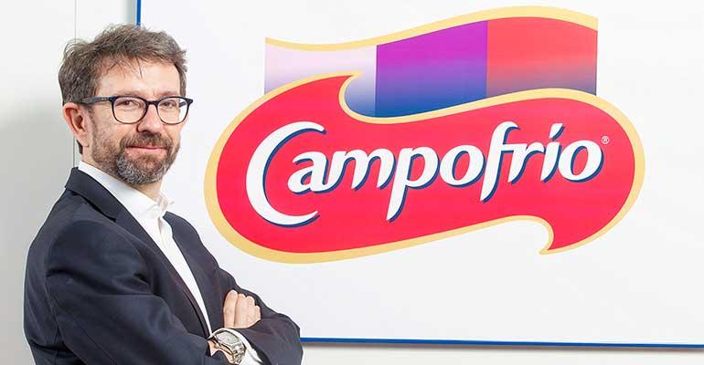 Javier Dueñas, nuevo CEO de Campofrío España