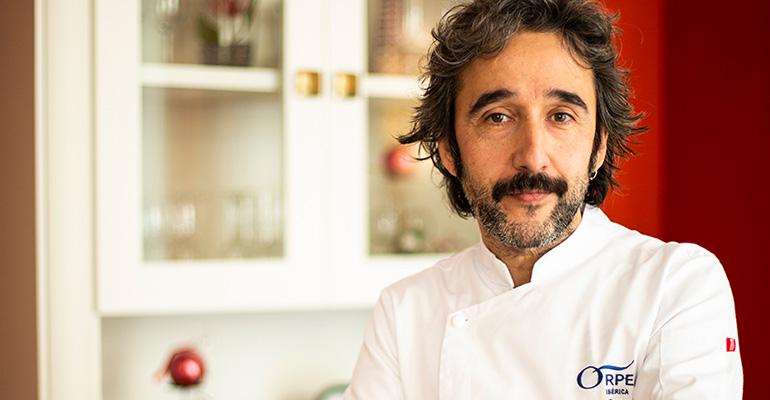 Orpea ofrecerá menús de Navidad con dos Estrellas Michelin en sus residencias